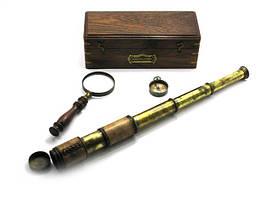 Подзорная труба, телескоп