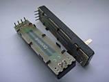 Кроссфейдер AI4691  DELTA 73mm, B100K для Allen & Heath Xone 32, Xone 42, фото 2
