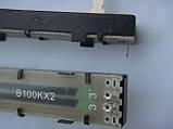 Кроссфейдер AI4691  DELTA 73mm, B100K для Allen & Heath Xone 32, Xone 42, фото 3
