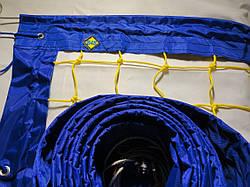 Сетка для пляжного волейбола по стандартам FIVB с тросом Элит