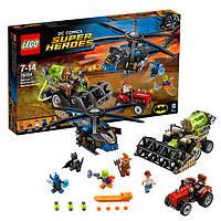Конструктор лего Бэтмен Жатва страха Lego Super Heroes DC Comics 76054