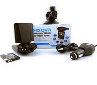 Видеорегистратор автомобильный HD DVR 198, авто видеорегистратор 198