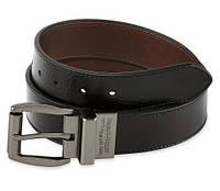 Ремень Levi's Black/Brown Laminate Reversible Belt