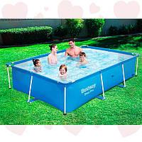 Каркасный бассейн Bestway 56403 259х170х61 см