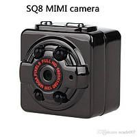 Миниатюрная камера SQ8 HD 1080p, фото 1