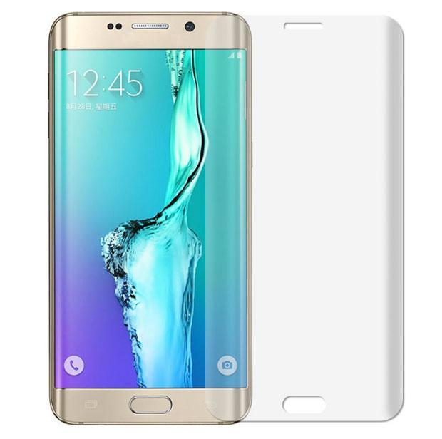 3D захисне скло для Samsung Galaxy S6 Edge (G925F/G9250) - Clear