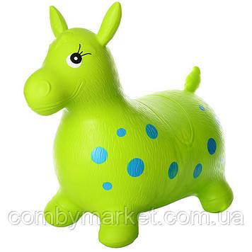 Прыгун-лошадка MS0372 салатовый