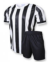 Футбольная форма Europaw, черно-белая, фото 1