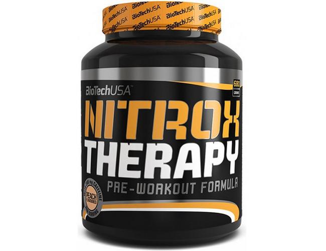 Предтренировочный комплекс BioTech Nitrox Therapy 680 г