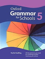 Oxford Grammar for Schools 5 Coursebook with DVD-ROM (Учебник)
