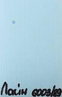 Вертикальные жалюзи 89 мм ткань Лайн (Line) Тёмно-голубой