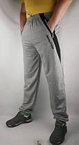 Спортивні штани трикотажні під манжет, фото 2