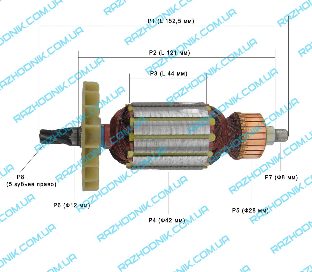 Якорь на перфоратор STURM RH2565-NNб/RH2590