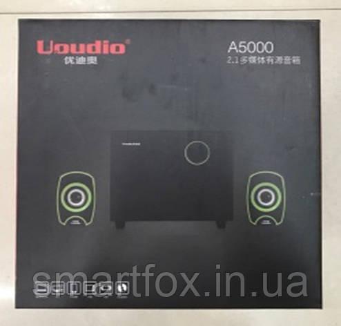 Колонки для PC 2.1 USB A5000, фото 2