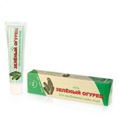 Зеленый огурец Гель д/проблемной кожи лица 50 Корвет Фарма
