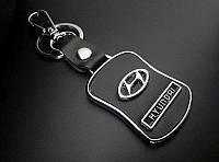 Автомобильный брелок на ключи Hyundai (Хюндай) Exclusive