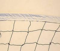"""Волейбольная сетка с тросом """"Капрон 10"""""""
