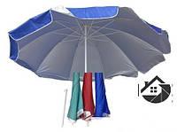 Зонт торговый круг 3 метра