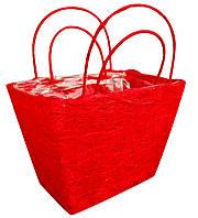 Декоративные корзины 2 шт (1447) 19 см