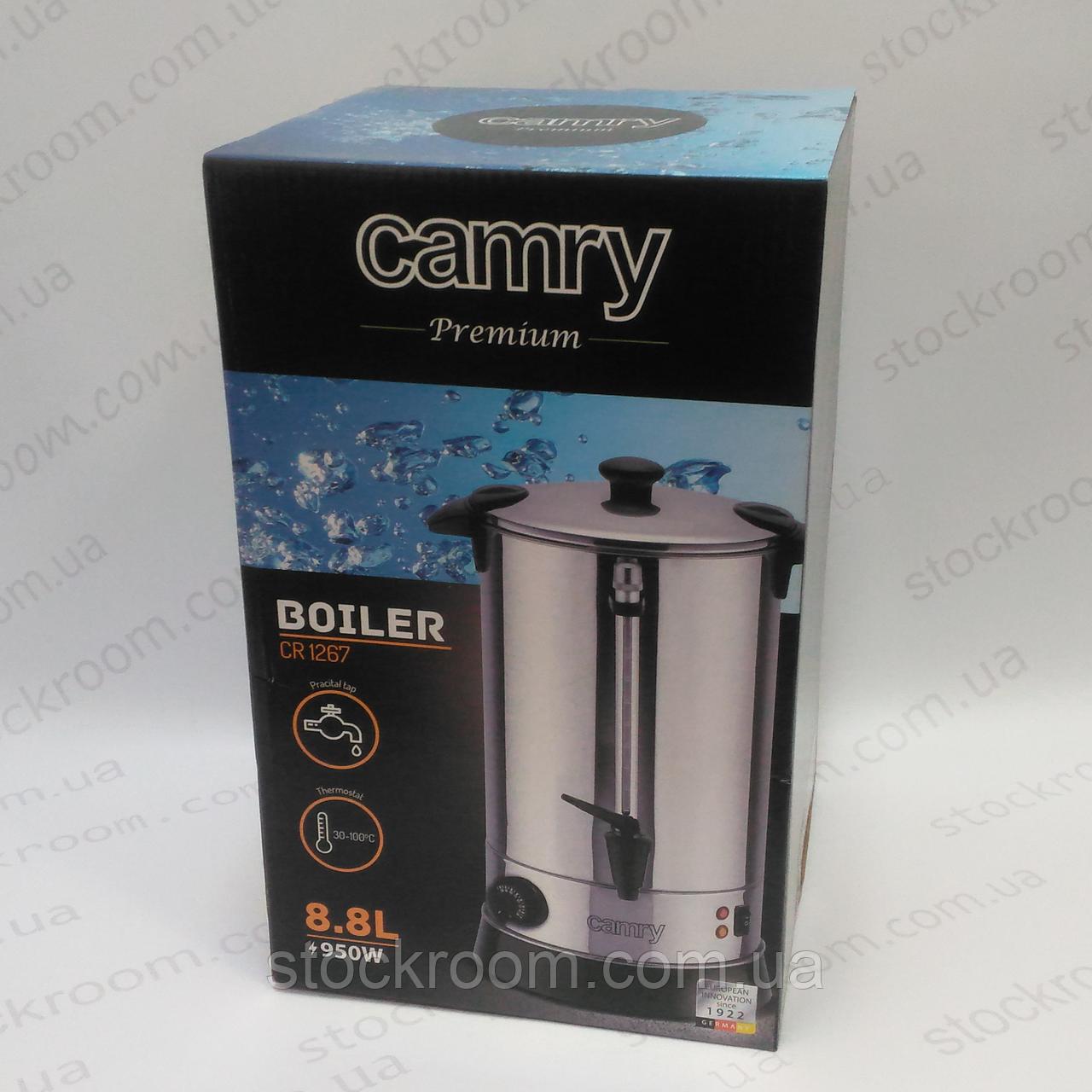 Термопот электрический объёмом 8.8 л  Camry