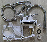 Проточний водонагрівач ZERIX з душем, фото 2