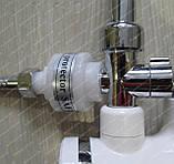Проточный водонагреватель ZERIX с душем, фото 4