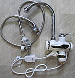 Проточний водонагрівач ZERIX з душем, фото 5