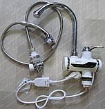 Проточный водонагреватель ZERIX с душем, фото 5