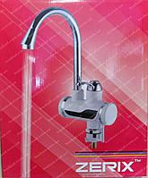 Проточный водонагреватель ZERIX с душем, фото 1