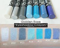 Тени-карандаш для век Golden Rose Eyeshadow Crayon