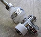 Проточный водонагреватель ZERIX с душем, фото 9