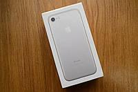 Новый Apple Iphone 7 128Gb Silver Neverlock Оригинал! , фото 1