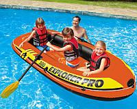 Надувная лодка Intex 58358 Explorer Pro 300 (244-117-34 см)