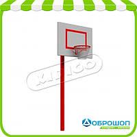 Элемент спортивной площадки KIDIGO™ Баскетбольна стойка уличная