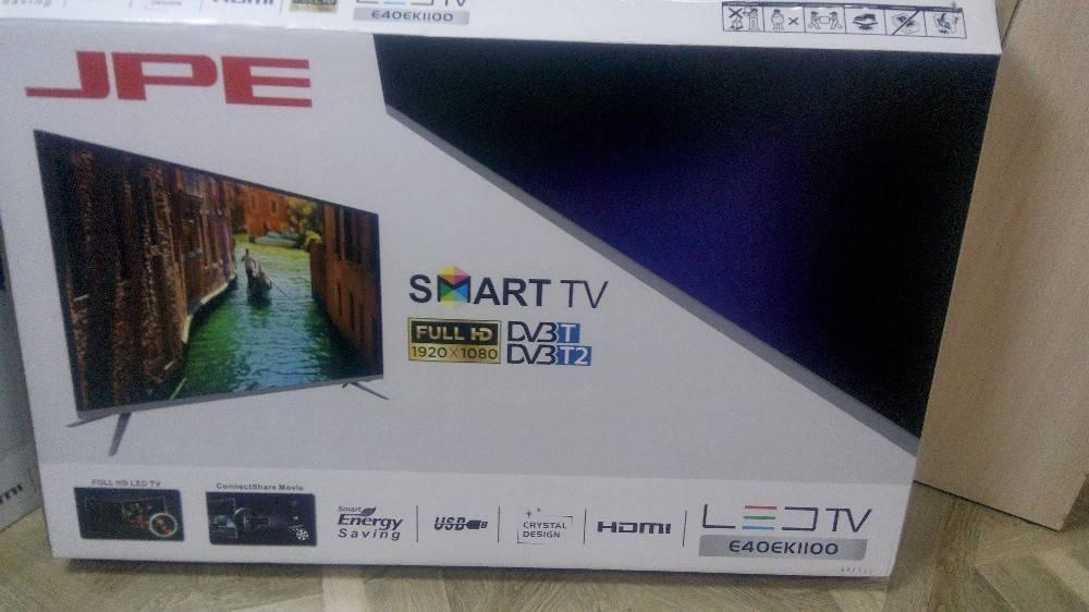 """Телевизор JPE 22"""" E22K1300"""