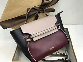 Женская сумочка Celine из натуральной кожи 1769