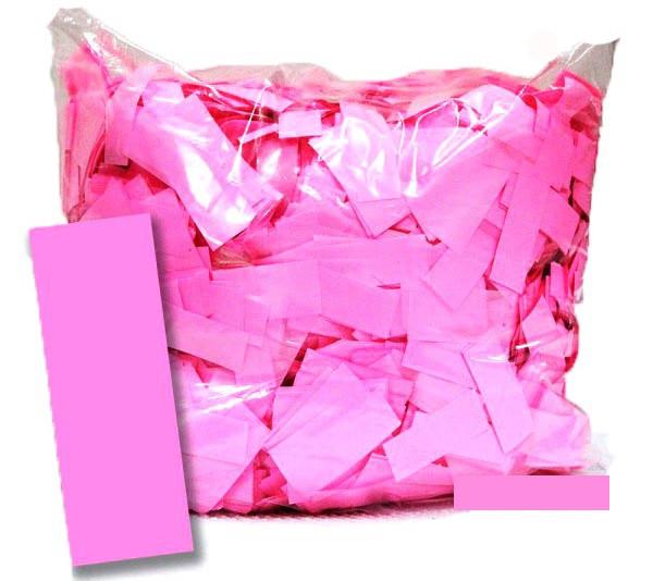 Конфетти Метафан розовый. Вес:250гр.