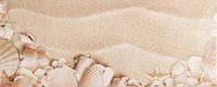 Плитка настенная Yalta 1 Seashells 200х500 мм 16981