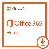 Office 365 Домашний 32/64 все языки 1 год 6GQ-00084