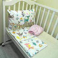 Комплект детского белья в кроватку - 14