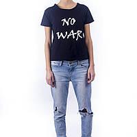 Футболка женская No War