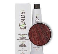 Andy 6.66 Красный рубин Краска для волос с маслом Аргана и пантенолом, 120 мл