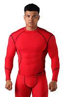 Компрессионная футболка BERSERK DYNAMIC red