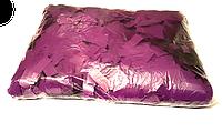 Конфетти Метафан фиолетовый. Вес:250гр.