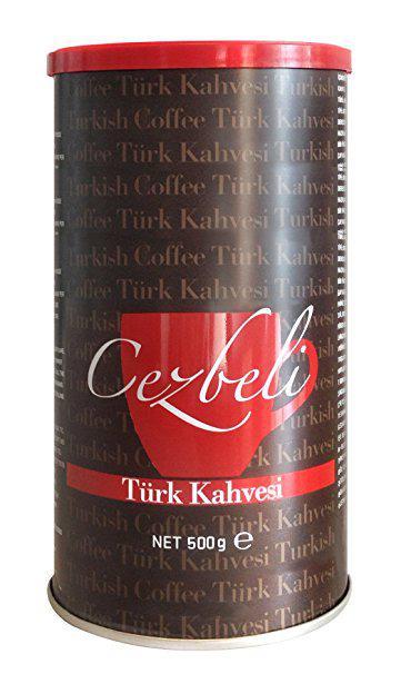 Турецкий кофе молотый Cezbeli 500 г