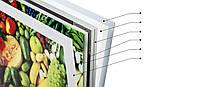 Ультратонкая световая панель LUMAIRE А4 односторонняя