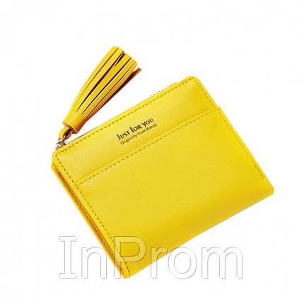 Кошелек Amelie Mini Yellow, фото 2