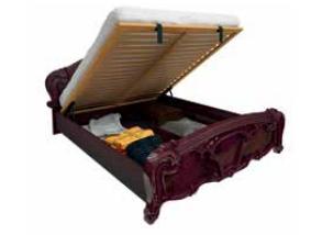 Кровать Олимпия 1,8м с подъемником Миро Марк