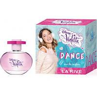 Детская парфюмированная вода La Rive VIOLETTA DANCE, 50 мл