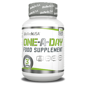 Витамины BioTech One a Day 100 tabs